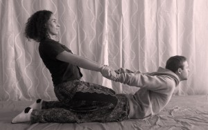 Carollyne Tjong Ayong Thai Yoga Massage